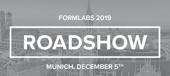 Formlabs Roadshow München 2019 Beta2Shape
