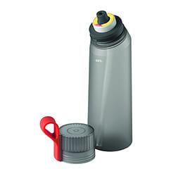 Produktentwicklung zum fertigen Produkt die air up Trinkflasche