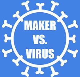 #makervsvirus