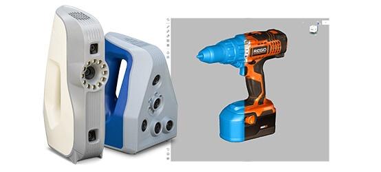 3D-Scanner Artec 3D